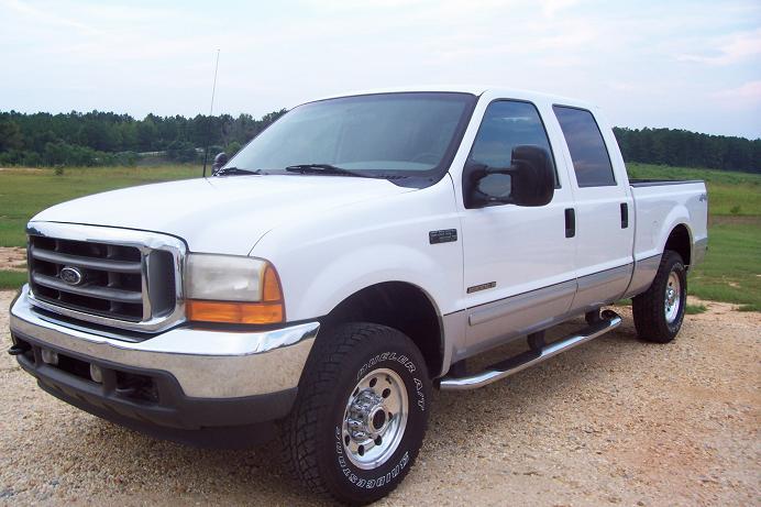 Ford 250 2001 foto - 1