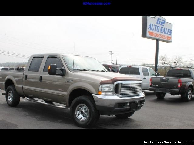 Ford 250 2003 foto - 2