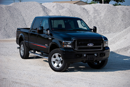 Ford 250 2007 foto - 2