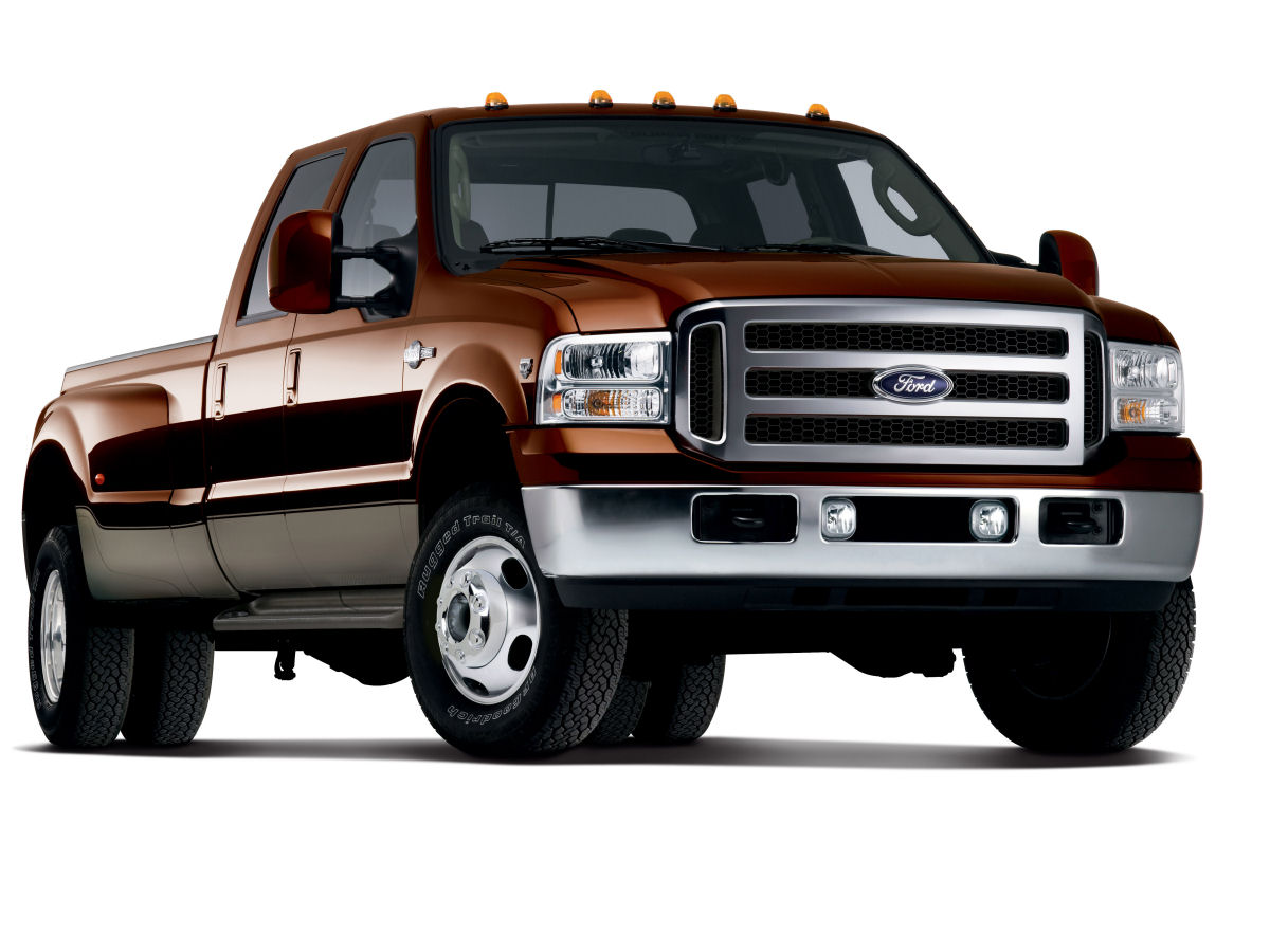 Ford 250 2007 foto - 3