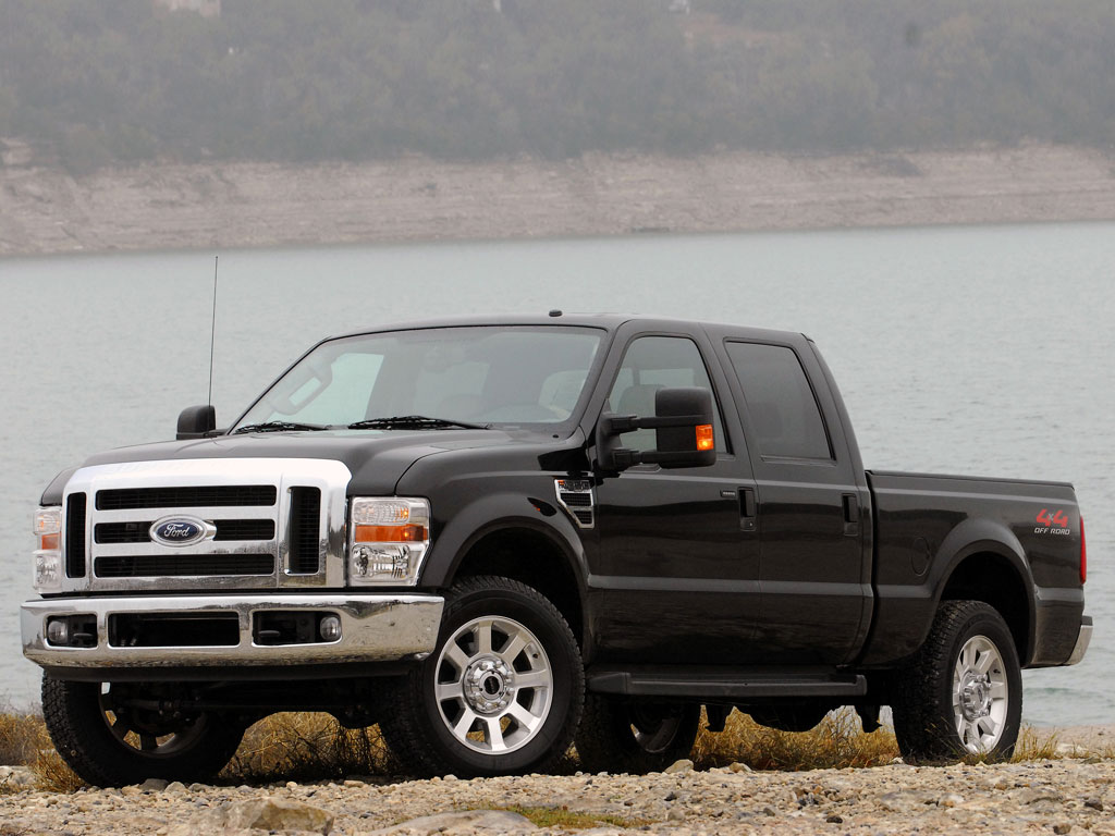 Ford 250 2007 foto - 4