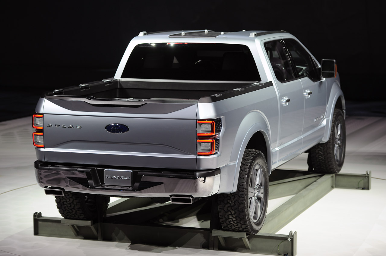 Ford 250 2014 foto - 1
