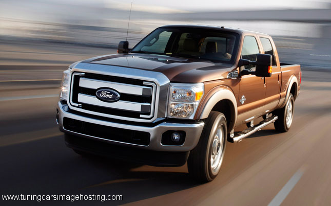 Ford 250 2014 foto - 5
