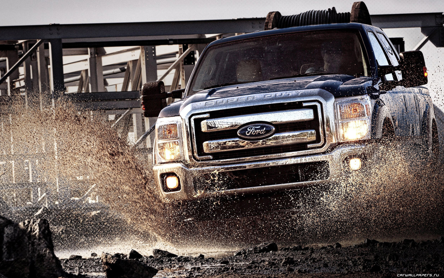 Ford 350 2011 foto - 1