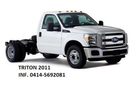 Ford 350 2011 foto - 4