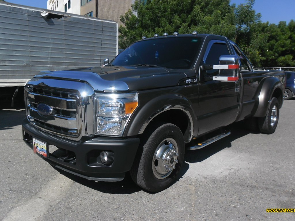 Ford 350 2012 foto - 1