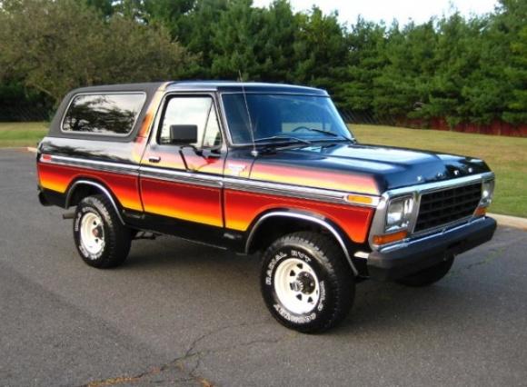 Ford 4x4 1979 foto - 3