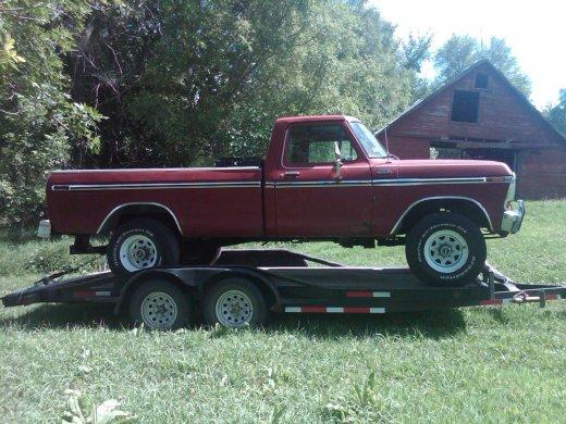 Ford 4x4 1979 foto - 4