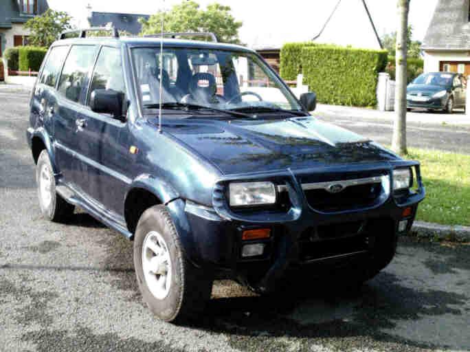 Ford 4x4 1995 foto - 1