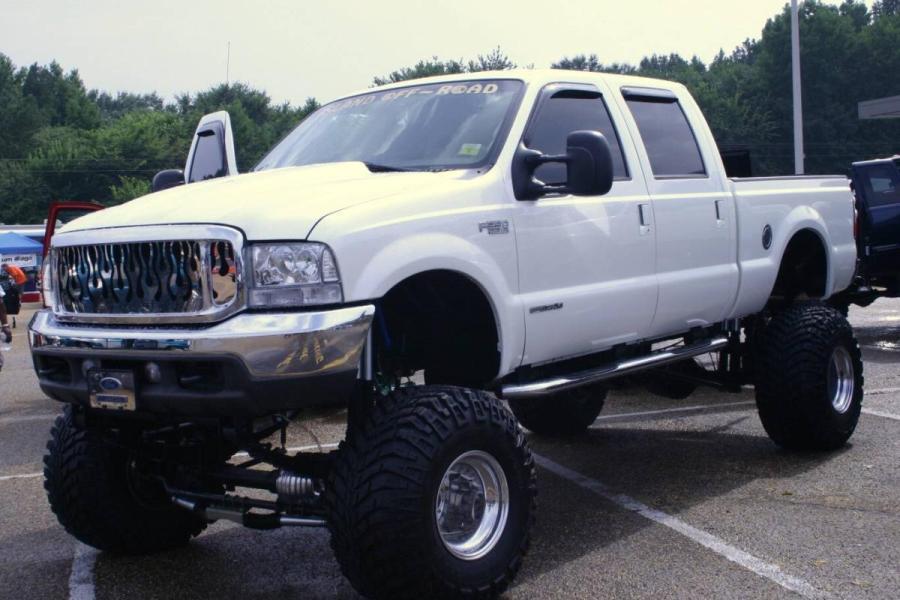 Ford 4x4 2005 foto - 5