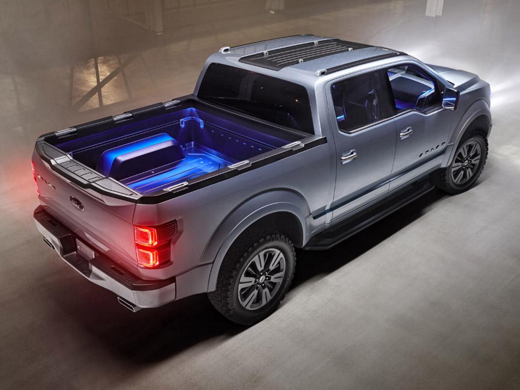 Ford 4x4 2015 foto - 2
