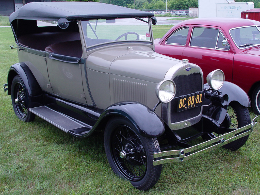 Ford A 1928 foto - 1