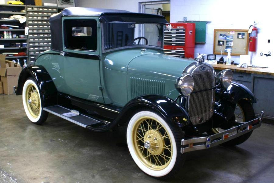 Ford A 1928 foto - 2
