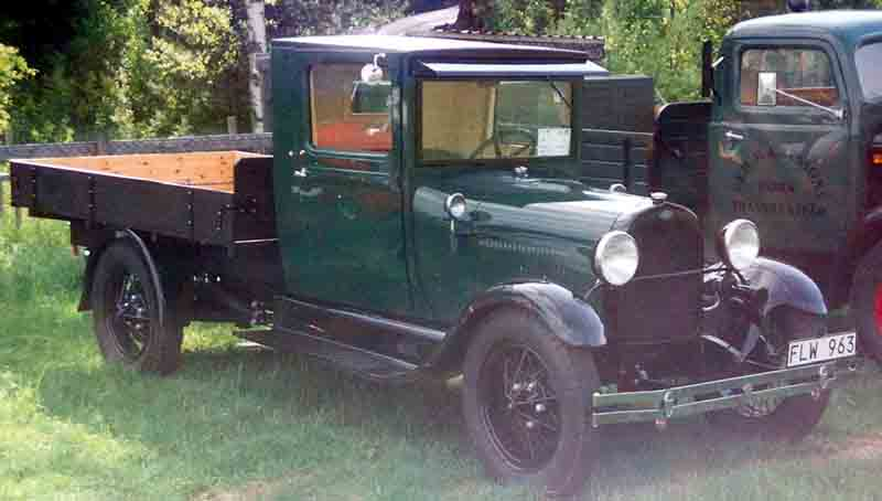 Ford A 1928 foto - 4