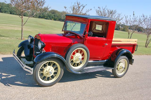 Ford A 1928 foto - 5
