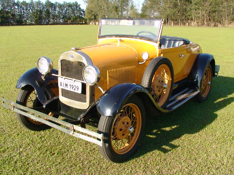 Ford A 1929 foto - 1