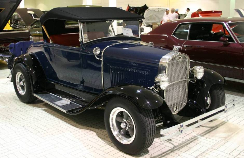 Ford A 1929 foto - 2