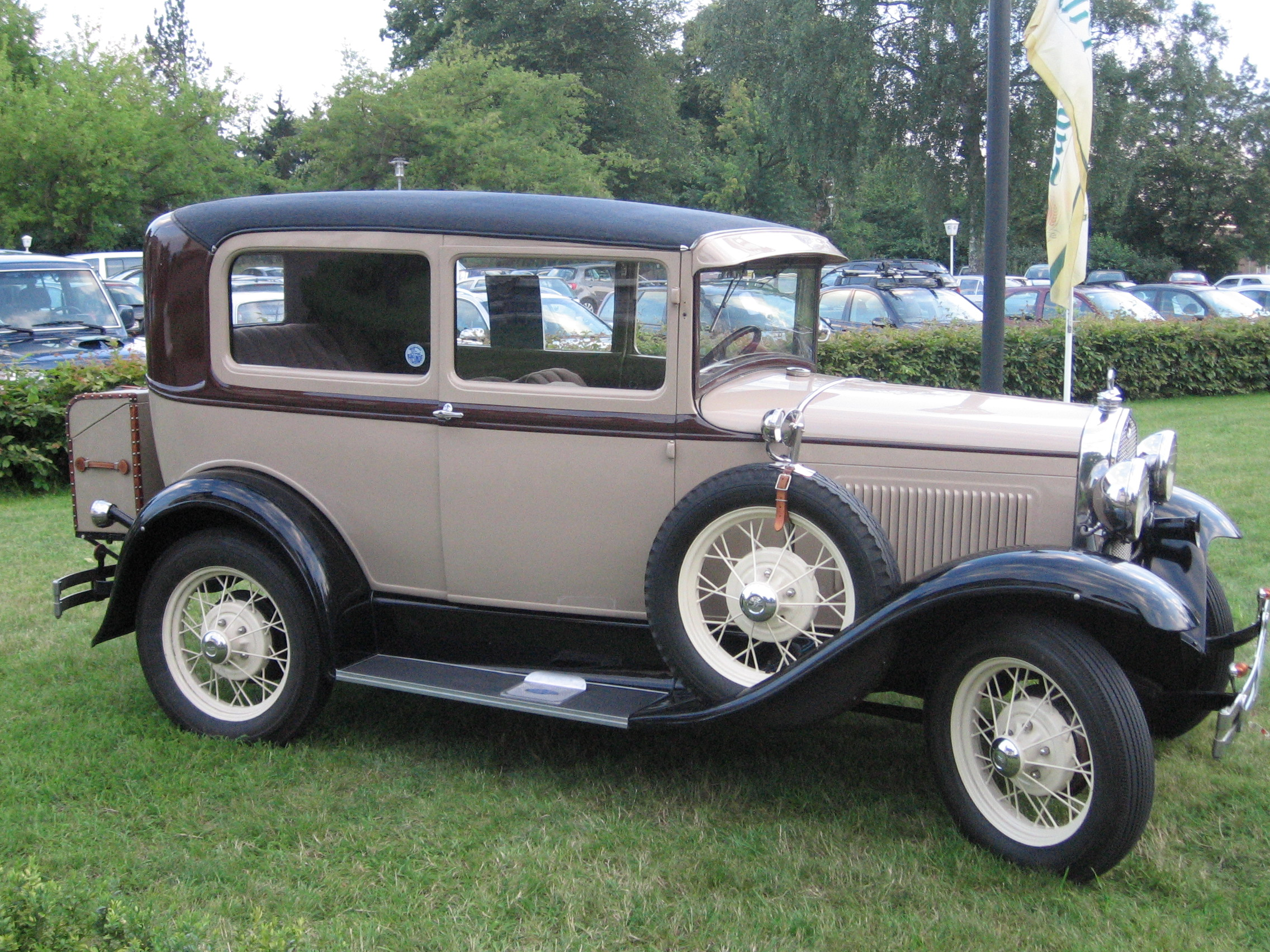 Ford A 1930 foto - 1