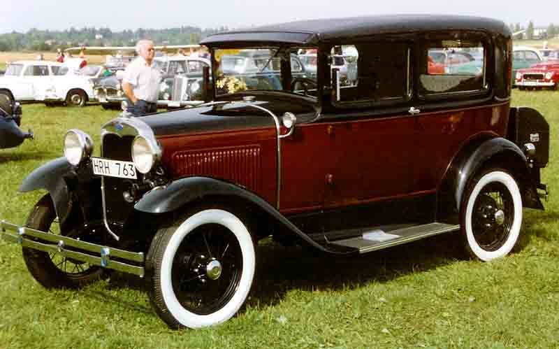 Ford A 1930 foto - 2