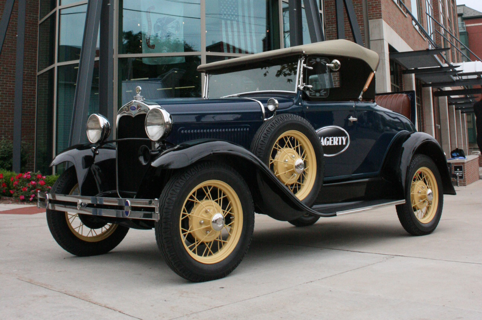 Ford A 1930 foto - 4
