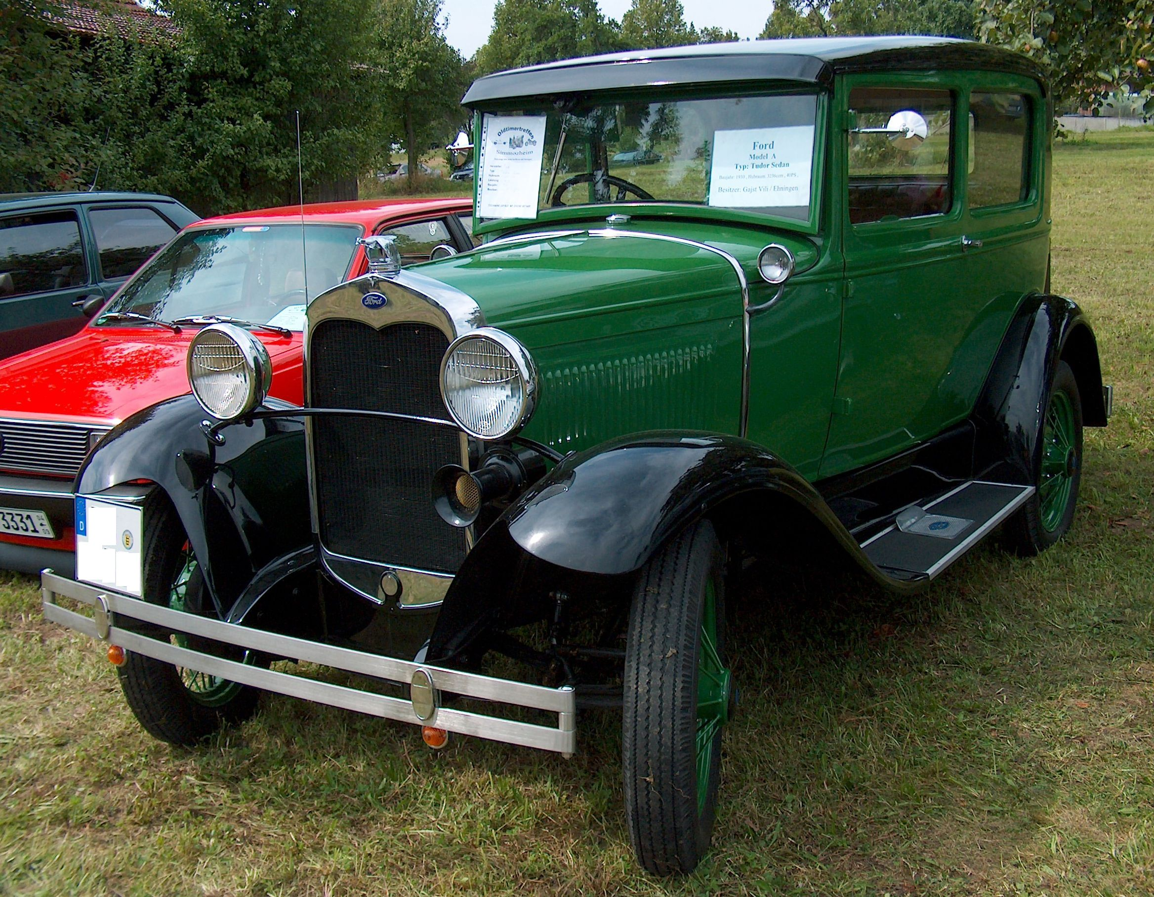 Ford A 1930 foto - 5