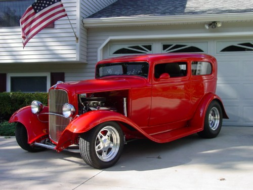 Ford A 1932 foto - 3