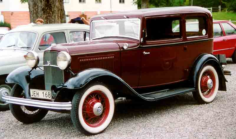 Ford A 1932 foto - 4