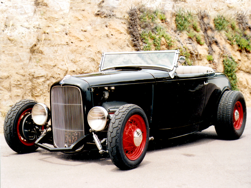 Ford A 1932 foto - 5