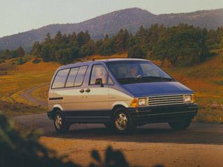 Ford Aerostar 1986 foto - 1