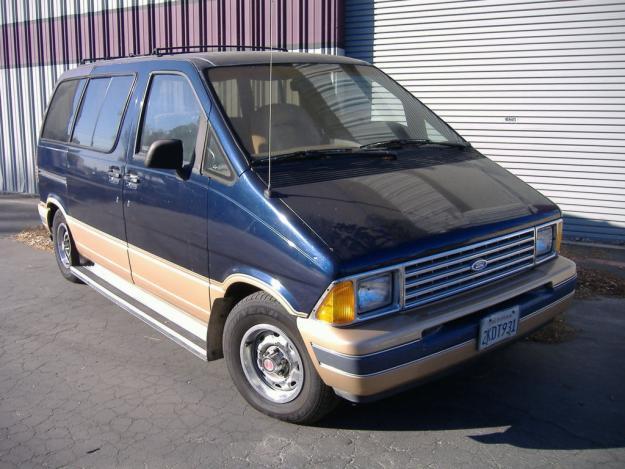 Ford Aerostar 1988 foto - 3