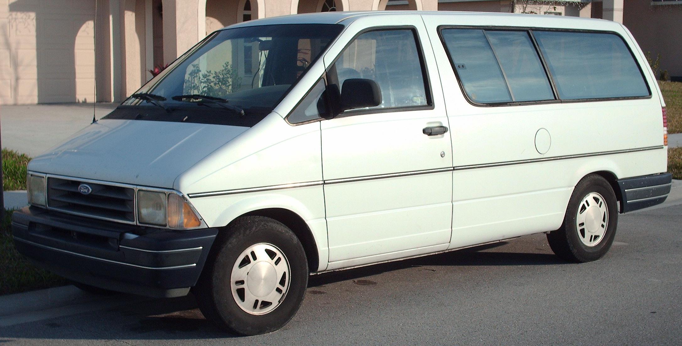 Ford Aerostar 1992 foto - 5