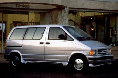 Ford Aerostar 1994 foto - 4