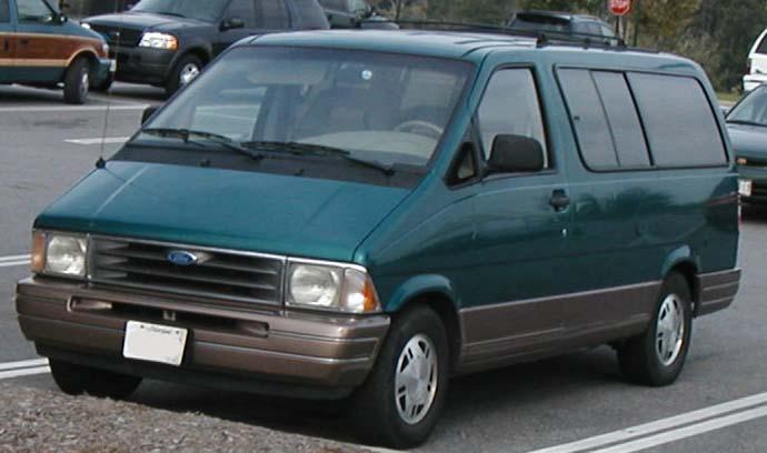 Ford Aerostar 1995 foto - 1