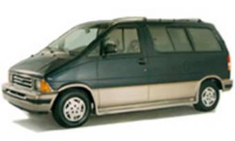 Ford Aerostar 1995 foto - 4