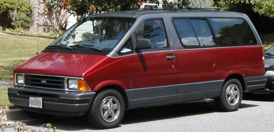 Ford Aerostar 1997 foto - 1