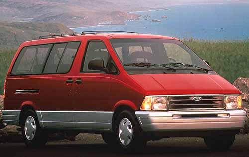 Ford Aerostar 1997 foto - 3