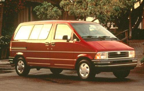 Ford Aerostar 1997 foto - 5