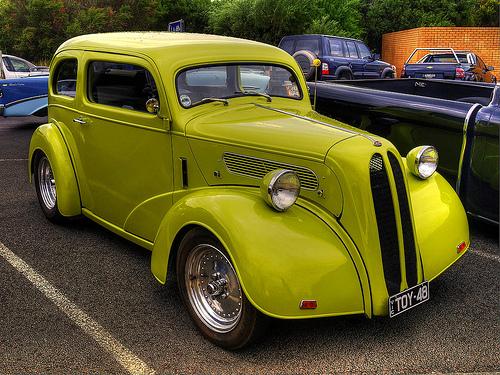 Ford Anglia 1946 foto - 1