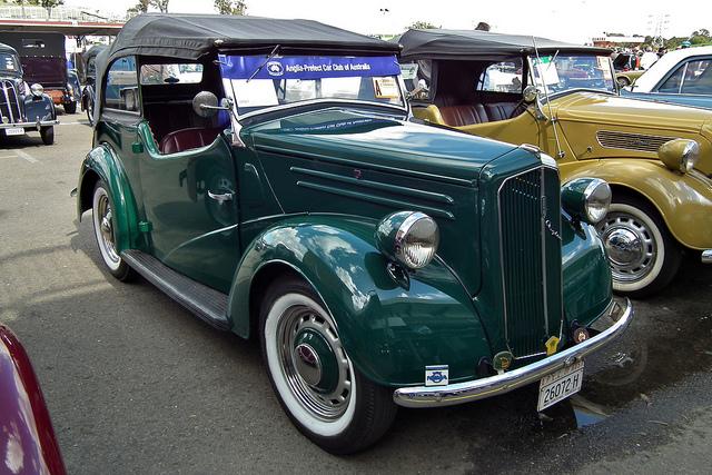 Ford Anglia 1946 foto - 4