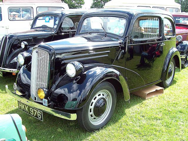 Ford Anglia 1946 foto - 5