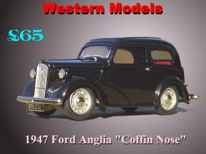 Ford Anglia 1947 foto - 1