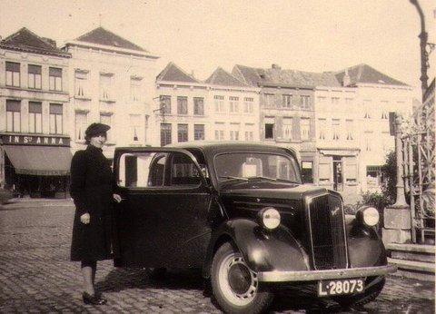 Ford Anglia 1947 foto - 5