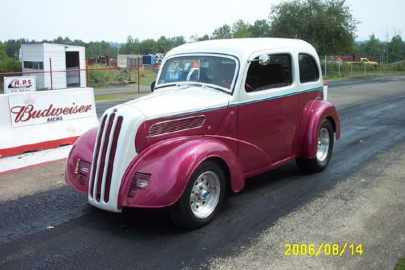 Ford Anglia 1948 foto - 5
