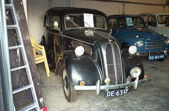 Ford Anglia 1949 foto - 4
