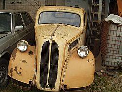 Ford Anglia 1950 foto - 2