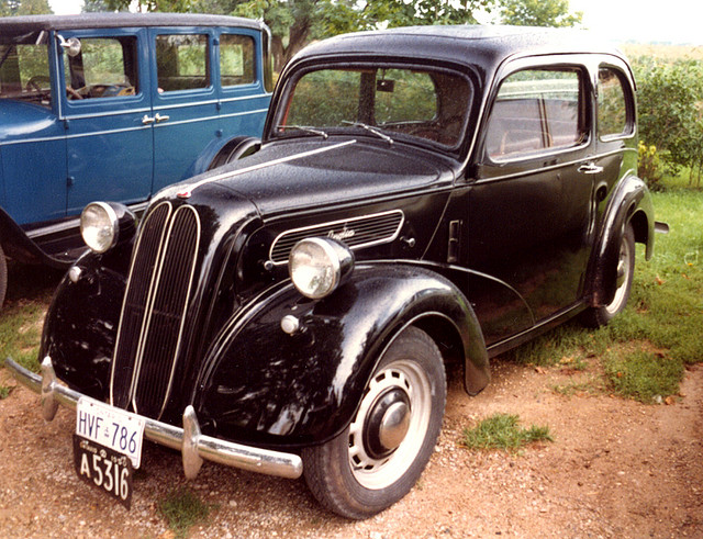 Ford Anglia 1950 foto - 5