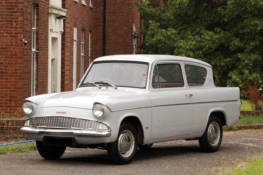 Ford Anglia 1955 foto - 5