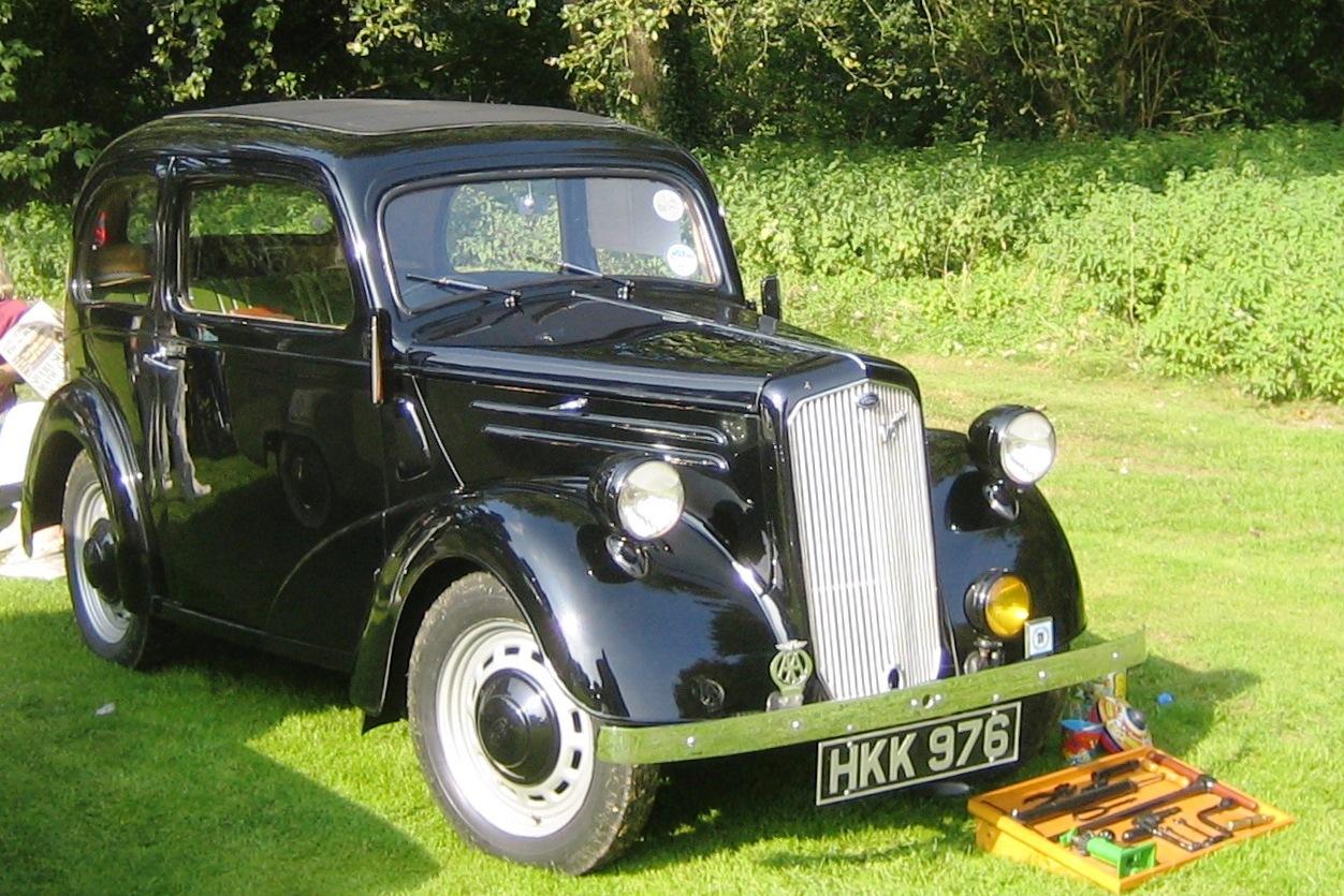 Ford Anglia 1957 foto - 4
