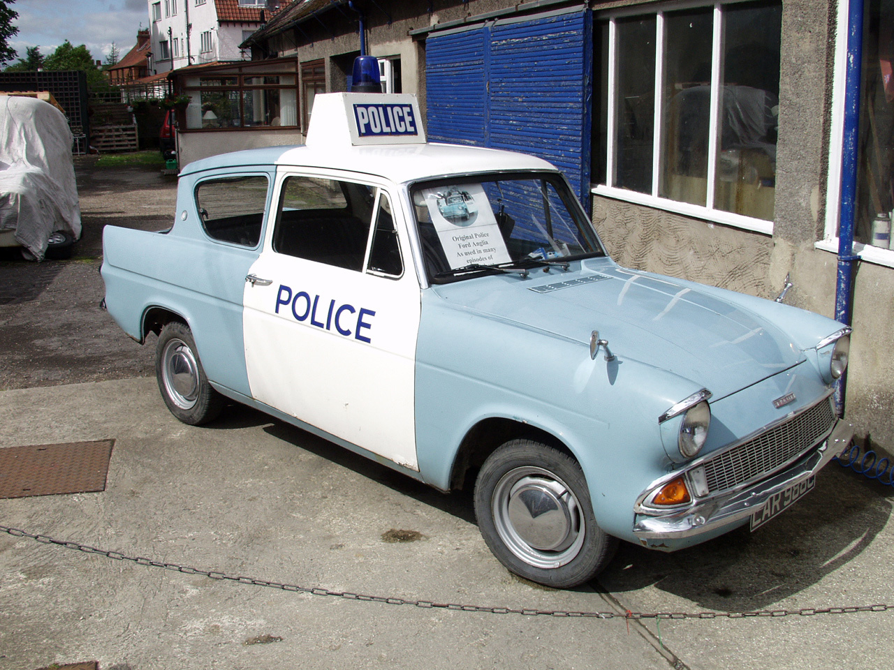 Ford Anglia 1960 foto - 4