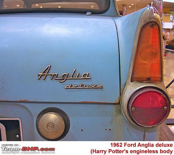Ford Anglia 1962 foto - 2
